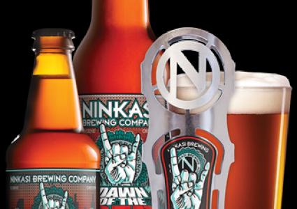 Ninkasi Brewing - Dawn of the Red