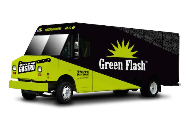 Green Flash Food Truck
