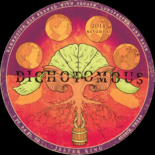 Jester King - 2014 Autumnal Dichotomous