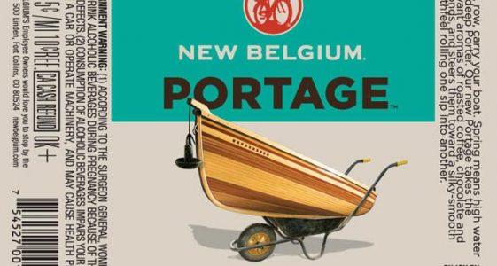 New Belgium Portage Porter