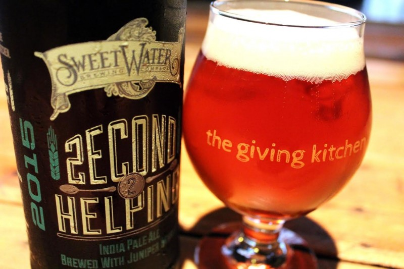 Sweetwater Brewery - Second Helping IPA