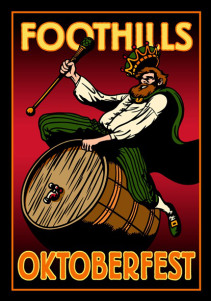 Foothills Brewing - Oktoberfest
