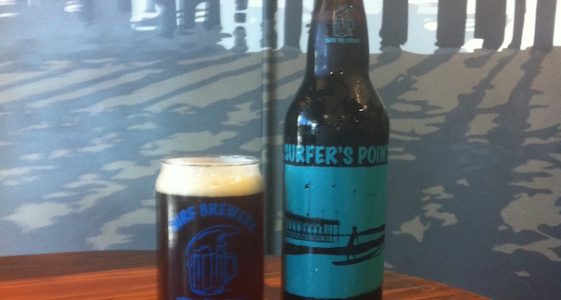 Surf Brewery Glass
