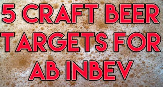 5 Beer Craft Beer Targets