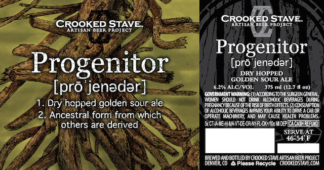 Crooked Stave Progenitor