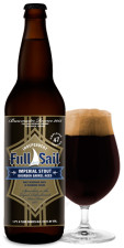 Full Sail Brewing - 2015 Vintage Bourbon Barrel Aged Imperial Stout