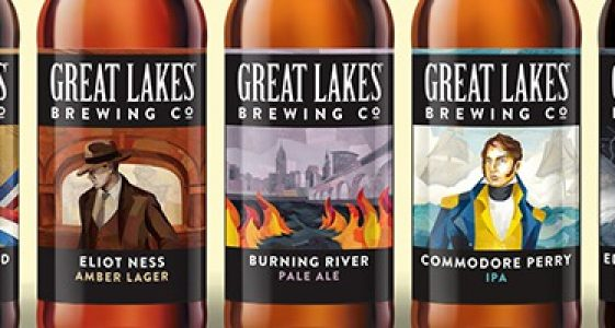 Great Lakes Brewing - Labels 2015