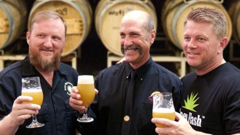 Green Flash Brewing / Alpine Beer Team