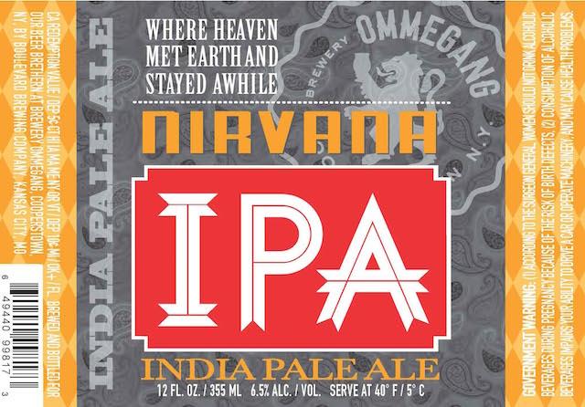 Ommegang Nirvana IPA