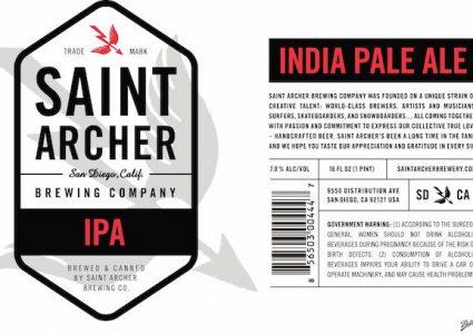 Saint Archer IPA