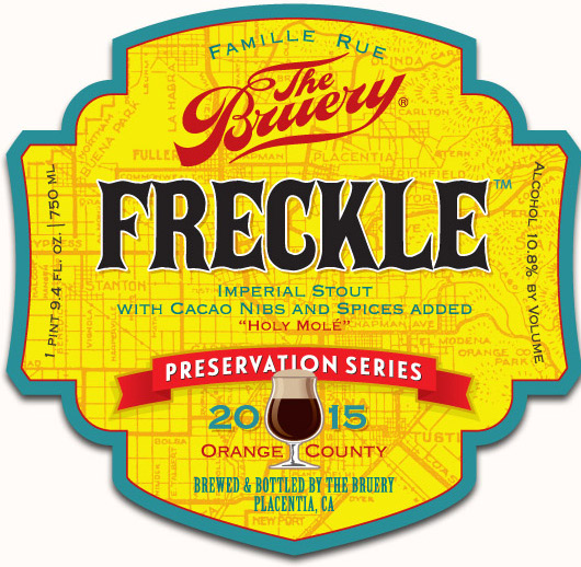 The Bruery Freckle