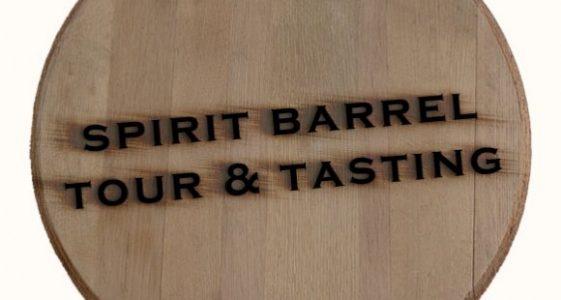 The Bruery Spirit Barrel Tour Tasting