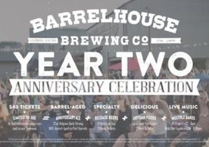 Barrelhouse Brewing 2nd Anniversary
