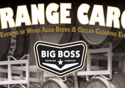 Big Boss Strange Cargo