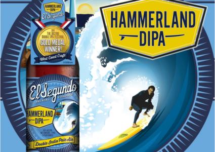 El Segundo Brewing Co - Hammerland DIPA