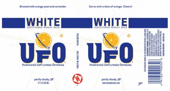 Harpoon Brewery - UFO White