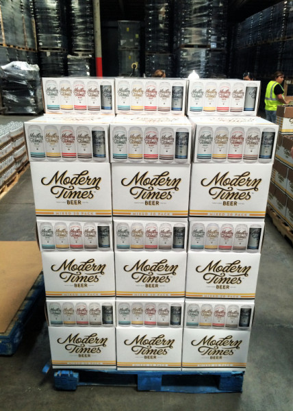 Modern Times - Mixed 10 Pack