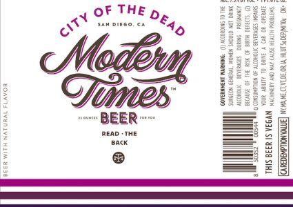Modern Times City of the Dead