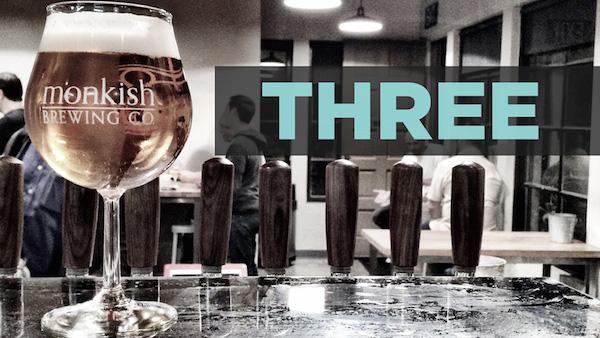 Monkish Brewing Turns Three