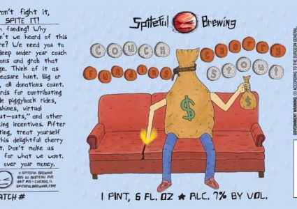 Spiteful Brewing Couch Funding