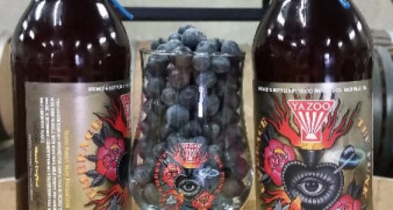 Yazoo Brewing Embrace The Funk Bottles