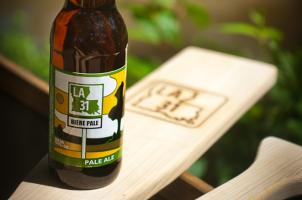 Bayou Teche Brewing - LA 31 Biere Pale