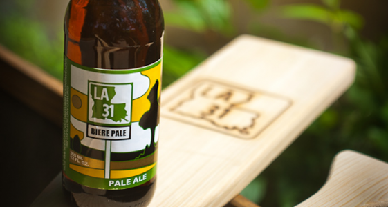 Bayou Teche Brewing - LA 31 Biere Pale