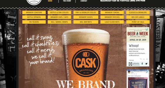 Cask Branding