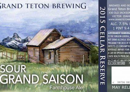 Grand Teton Sour Grand Saison