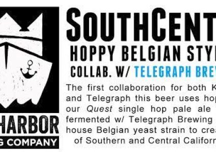 King Harbor Brewing / Telegraph Brewing - SouthCentral