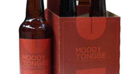 Moody Tongue Brewing - Sliced Nectarine IPA