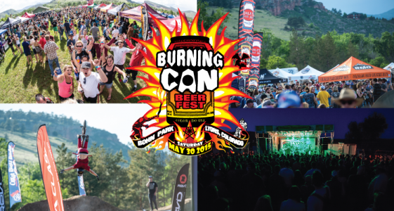 Oskar Blues Burning Can Beer Fest 2015