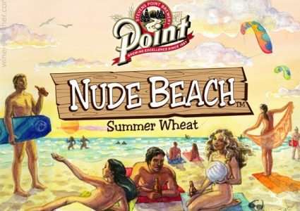Point Nude Beach Wheat