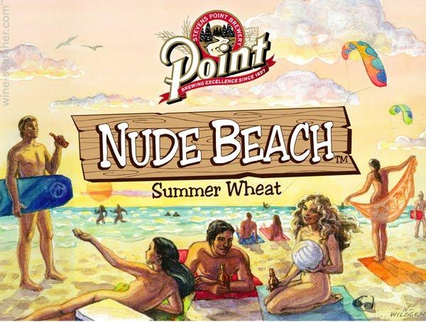 Point Nude Beach Wheat