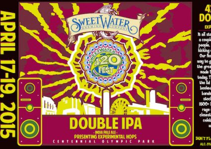 SweetWater 420 Fest Double IPA