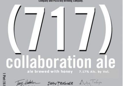 Troegs 717 Collaboration Ale