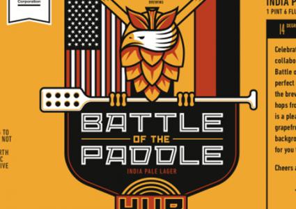 Hopworks / Craftwerk - Battle of the Paddle