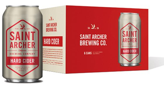 Saint Archer Brewing - Hard Cider