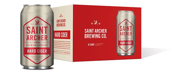Saint Archer Brewing - Hard Cider