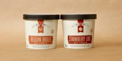 Victory Brewing Belgian Brulee & Strawberry Love