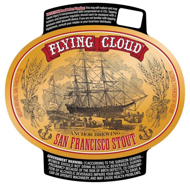 Anchor Flying Cloud San Francisco Stout