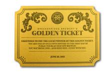 Breckenridge Brewing - Golden Ticket