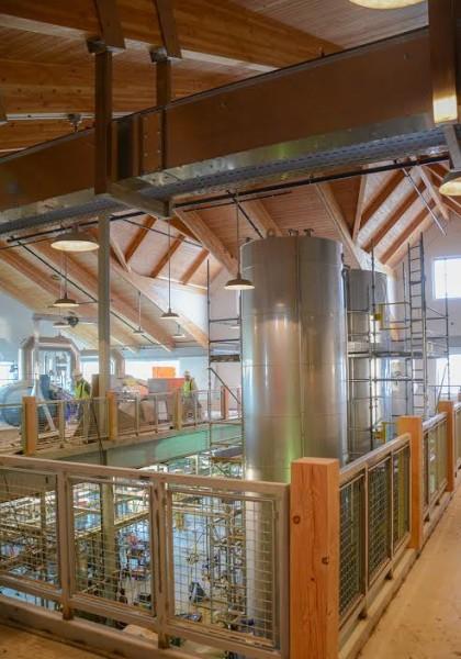 Breckenridge Brewing - New Brewhouse