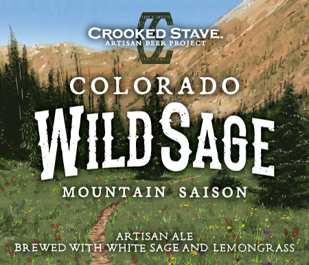 Crooked Stave Colorado WildSage