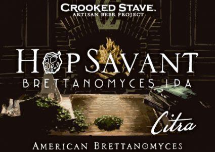 Crooked Stave - Hop Savant Brettanomyces IPA