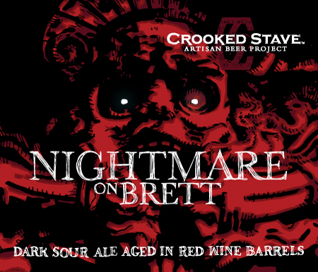 Crooked Stave Nightmare on Brett RW
