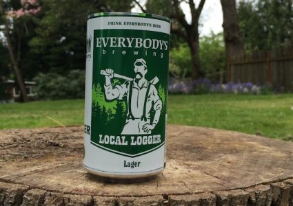 Everybody Local Logger Lager