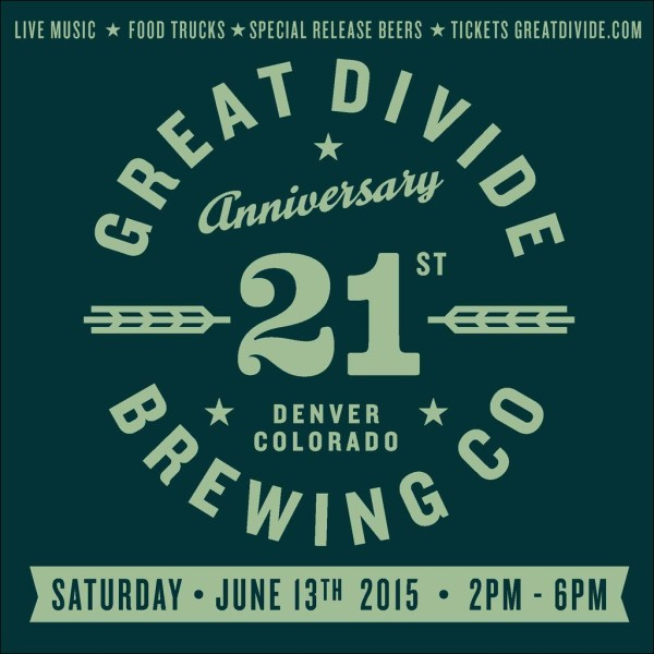 Great Divide 21st Anniversary Party