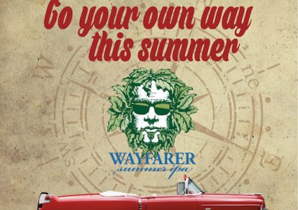 Green Man Wayfarer