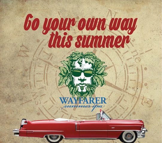 Green Man Wayfarer